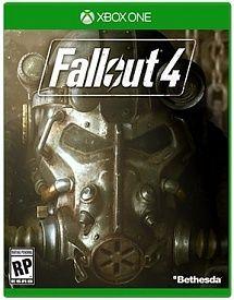 Игра Fallout 4 (XBOX ONE)