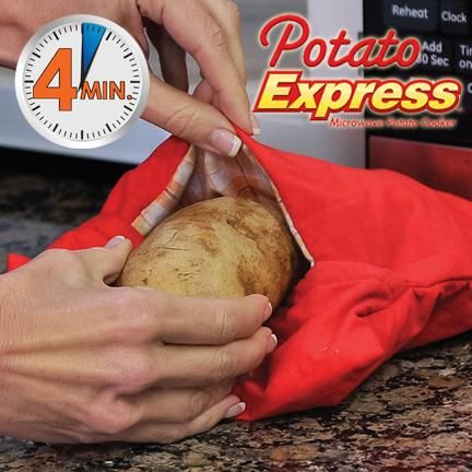 Мешок для запекания картошки Potato Express