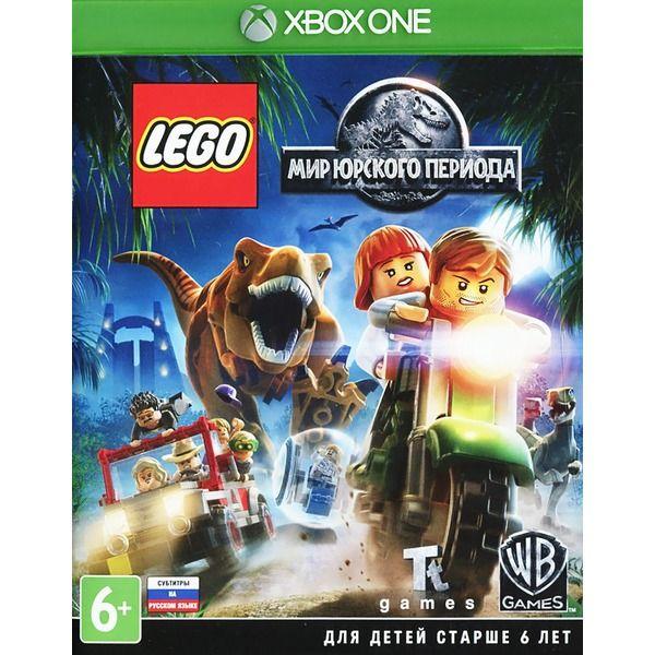 Игра Lego Мир Юрского Периода (Xbox One)