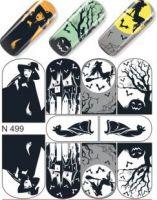 Слайдер-дизайн  N499 (водные наклейки)