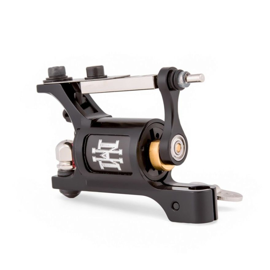 HM Evolution Black – Shader Rotary Tattoo Machine