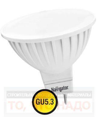 Лампа Navigator 94 263 NLL-MR16-5-230-3K-GU5.3