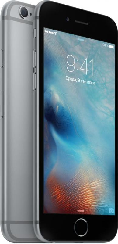 Apple iPhone 6S 64 ГБ «Серый космос»