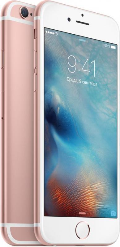 Apple iPhone 6S 64 ГБ «Розовое золото» RFB