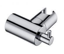WasserKraft А013 Настенный держатель лейки с крючком, поворотный