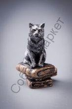 Кот ученый статуэтка Россия