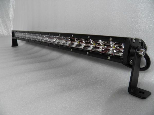 Однорядная светодиодная LED балка - 100W CREE