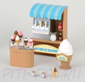 "Sylvanian Families. Набор ""Магазин мороженого"""