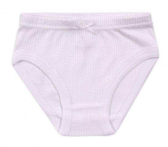 Белые трусики для девочки
