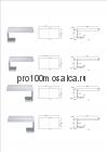 NSP Столешница для раковин из POLYSTONE (акриловый камень) размер,мм: 1000*400*400 (NS BATH)