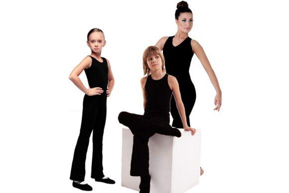 Комбинезон гимнастический art174