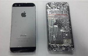 Корпус iPhone 5 (black)