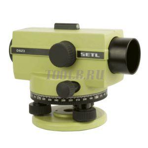 Оптический нивелир SETL DSZ3