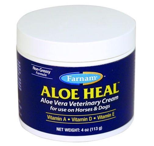 Антибактериальный крем Aloe Heal. Для ссадин и порезов.