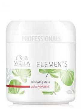 Wella Elements Обновляющая маска