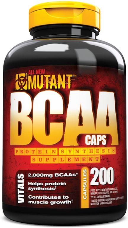 BCAA (200 капс.)