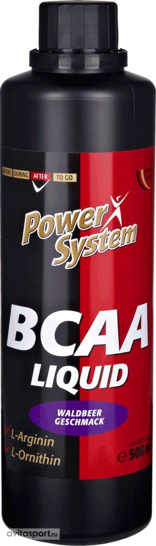 BCAA Liquid (500 мл.)