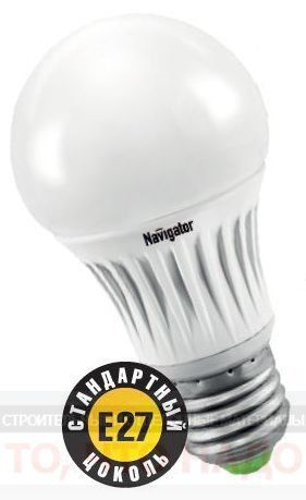 Лампа Navigator 94 974 NLL-A55-5-230-2,7K-E27