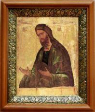 Иоанн Креститель (19х22), светлый киот