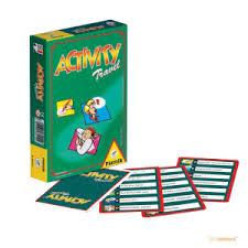 Настольная игра Активити Компактная версия