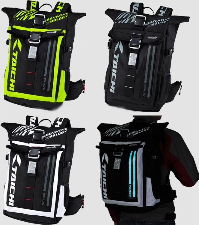 Мото рюкзак TAICHI RSB 272 водонепроницаемый (25-30 л.)