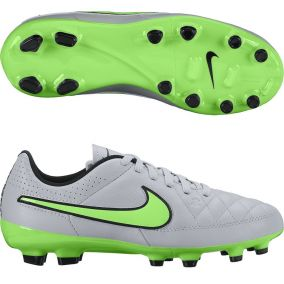 Детские бутсы NIKE TIEMPO GENIO LEATHER FG 630861-030 JR