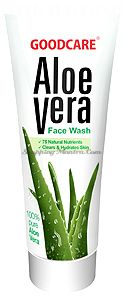 Гель для умывания Алое Вера Goodcare Pharma Aloe Vera Face Wash