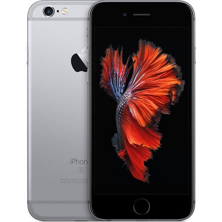 Apple iPhone 6S 128GB LTE Space Gray (MKQT2RU/A)