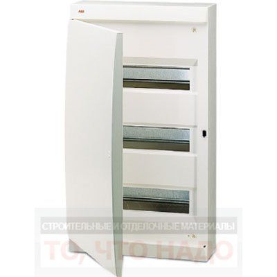 Шкаф Распределительный Наружный 36 мод 3 ряд ABB UNIBOX 12246