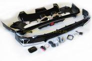 Аэродинамический обвес LS для Toyota Land Cruiser 200 2012 -