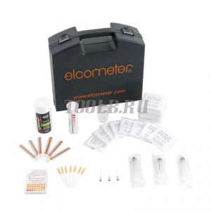 Elcometer 138 - Набор Бресле c пластырями для измерения загрязненности солями