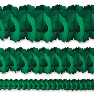 Гирлянда Декор 36м зеленая