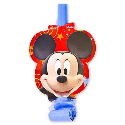 Язык-гудок Микки Маус, 8 штук