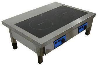 Плита индукционная настольная ЦМИ ПИ-2Н