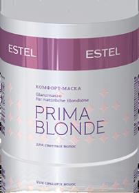 Комфорт-маска для светлых волос ESTEL PRIMA BLONDE
