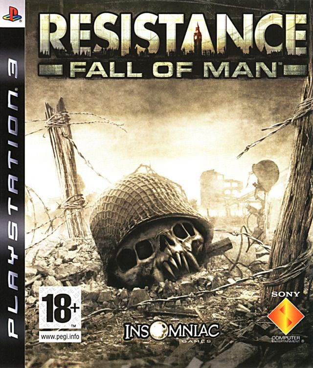 Игра Resistance: Fall of Man (PS3)