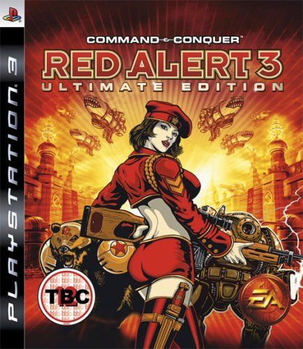 Игра Command & ConQuer: Red Alert 3 (PS3)