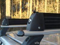 Багажник для лыж и сноубордов - крепление Amos для 3 пар лыж / 2 сноубордов