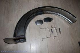 Крыло Triumph K8-K11 переднее