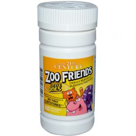 21st Century Health Care Zoo Friends Little Ones (60 капс.)