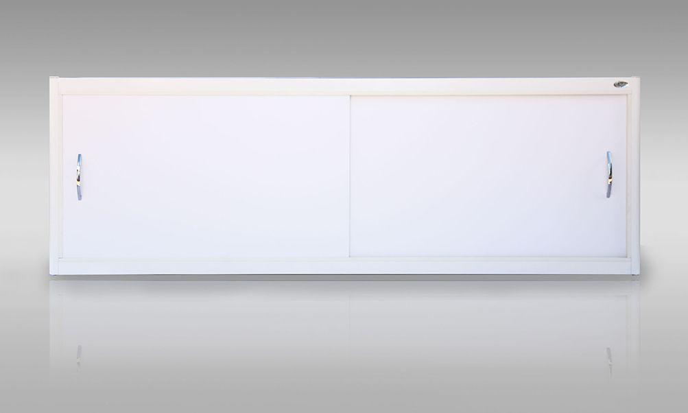 Onika Экран под ванну Лайт 170 пластик белый