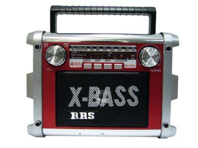 Радиоприёмник RRS RS-615U р/п сетев (USB) (Уценка!!! Нет шнура, упаковка плохая, с витрины!)