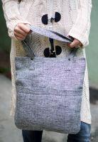 Купить тибетскую сумку из джута