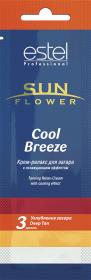Крем-релакс для загара Cool Breeze с охлаждающим эффектом