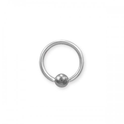 Кольцо 14G Титан