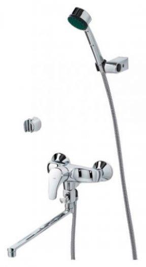 Смеситель ORAS Solina для ванны с душевым набором 1997Y