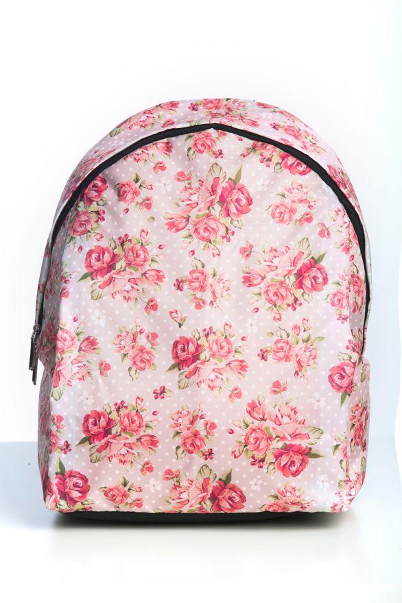 Рюкзак ПодЪполье Pink roses
