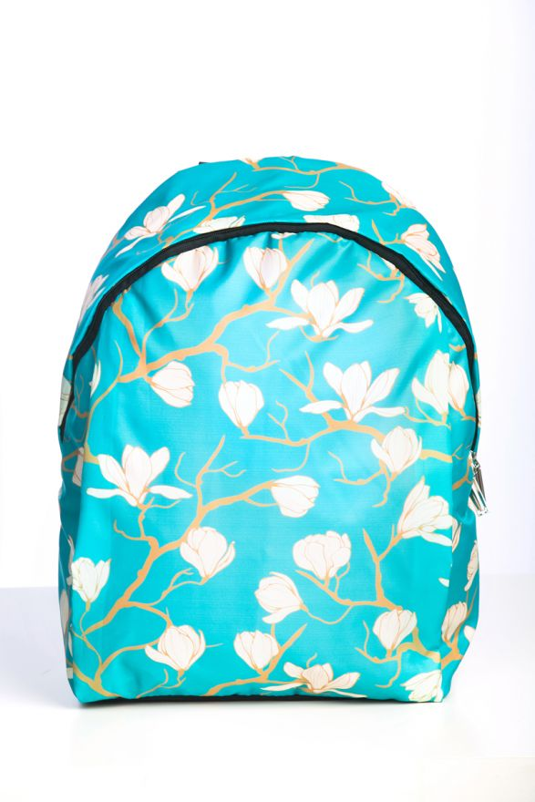 Рюкзак ПодЪполье White flowers