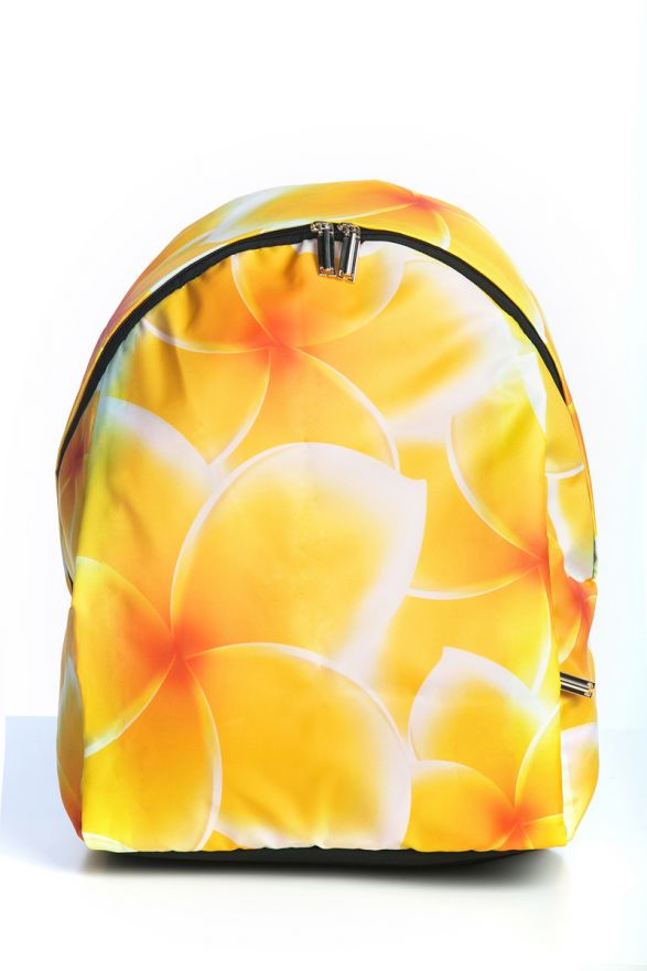 Рюкзак ПодЪполье Yellow petals