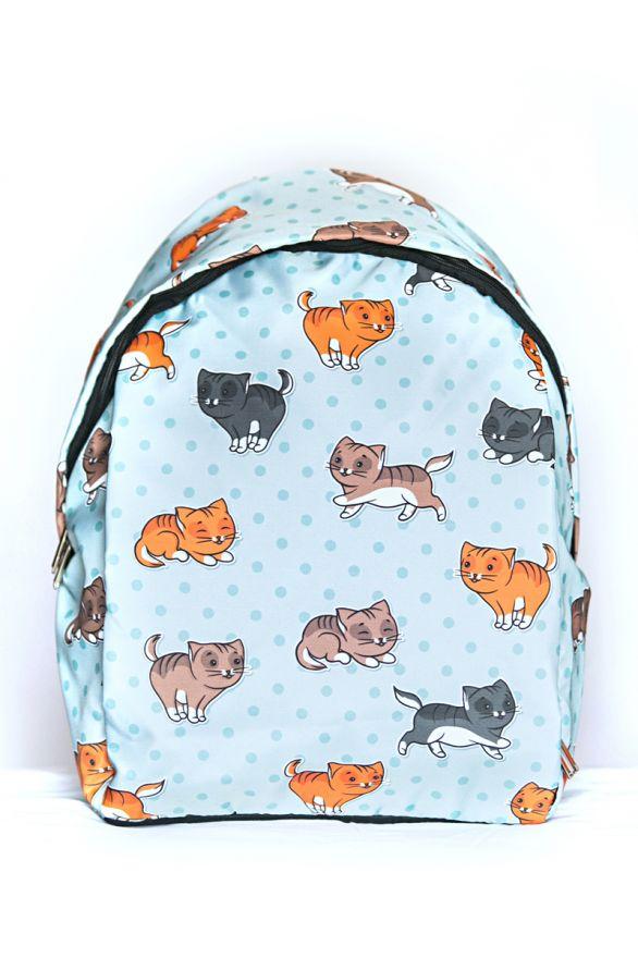 Рюкзак ПодЪполье Ginger kitten